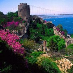 Rumeli fortress, Istanbul/Turkiye