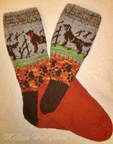 Knitting Socks, Knit Socks, Knitting Ideas, Chrochet, Mittens, Christmas Stockings, Cross Stitch, Diy Crafts, Hats