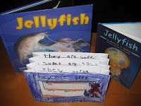 Relentlessly Fun, Deceptively Educational: Jellyfish Tunnel Book