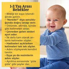 1-2 yaş arası bebekler neler yapabilir?