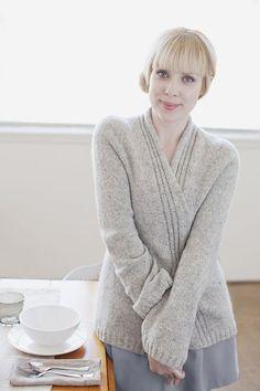 Modèle de tricot -  Brooklyn Tweed Gilet WALPOLE