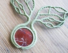 Tree branches necklace handmade magical native by OuiClementine