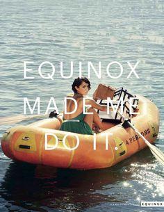Equinox Ad