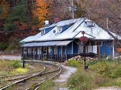 old abandoned train stations - Bing Images
