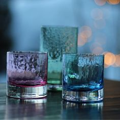 Beautiful Winter glass blown by finnish glass artist Marja Hepo-aho, Mafka. Winter glasses available in Stylework Finland webshop. Glass Room, Glass Art, Frozen Water, Beauty Magic, Glass Dishes, Glass Design, Dinner Table, Winter Season, Finland