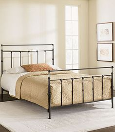 Rod Iron Bed Frame-25 Modern Home Essentials Inspired by Scandinavian Style