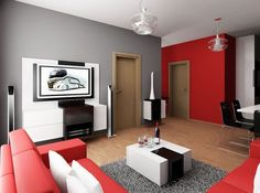 modern minimalist small apartment living room ideas