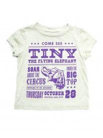 Baby Tiny the Elephant Tee