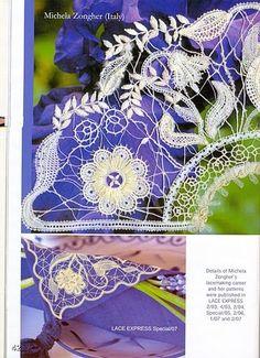 lace express especial 2007 - PAQUITA CALAHORRA - Picasa Web Album