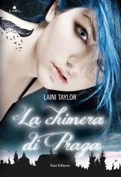 Daughter of Smoke and Bone -- Italian cover
