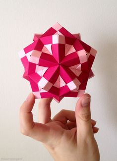 This is my Origami — Carreau designed by Natalia Romanenko ...