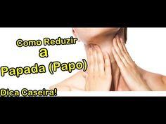 Rejuvenescer o pescoço ( massagem simples) - YouTube