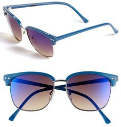 a6f20057714 Black Chanel Sunglasses. Colourful Outfits