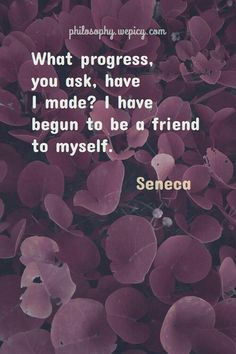 16 Quotes Of Seneca About Philosophy - Welcome to read best philosophy quotes from your favourite Authors! Quotable Quotes, Wisdom Quotes, Words Quotes, Wise Words, Quotes Quotes, Sayings, Best Quotes, Love Quotes, Inspirational Quotes