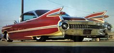 1959 Cadillac - the penultimate fin car