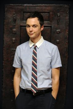 Jim Parsons--I love the me some uber geek!!