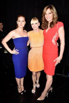 Pin for Later: Tous Les Moments des People's Choice Awards Que Vous Ne Verrez Pas à la Télé Amy Adams, Anna Faris, et Allison Janney