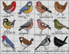 (2) Gallery.ru / Фото #107 - В основном птицы_3/Freebies - Jozephina