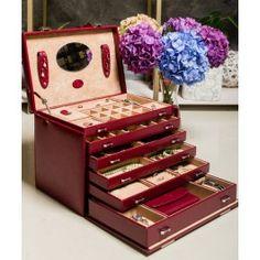 Caseta bijuterii si ceasuri Gioconda – WindRose Elegant, Wind Rose, Classy, Chic