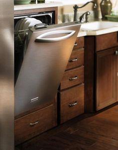 Waist High Kitchen Cabinets