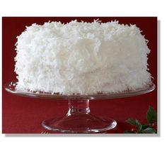 Cake Recipes Jamie's Coconut Cake recipe from Paula Deen via Food Network – Good cake, us… Food Cakes, Cupcake Cakes, Cupcakes, Cake Icing, Köstliche Desserts, Delicious Desserts, Yummy Food, Baking Recipes, Cake Recipes