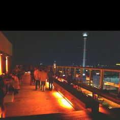 Dance til dawn at Berlin's Weekend club, right beside the iconic TV tower
