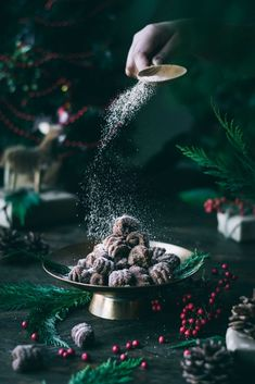 Teff Kal Kal - Liebe ist in meinem Bauch Holiday Treats, Christmas Treats, Christmas Cookies, Days Before Christmas, Very Merry Christmas, Exotic Food, Photo Link, First Photo, My Favorite Food