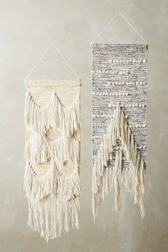 Ojai Fringed Wall Art