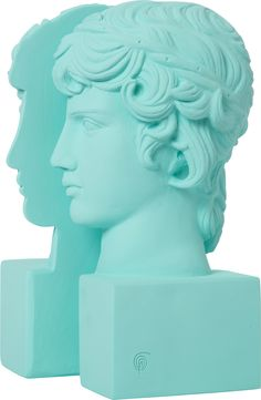 END TO END: >> Greek god Antonius bookends - £94 as seen in The World of Interiors #interiordesign #shoplocal http://something-different.uk.com/collections/