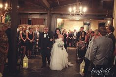 Benfield Photography Blog: Latrobe's NOLA Wedding Ceremony of Haven and Michael