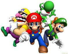 ... , a Mario 64 port to the DS eight years later made Luigi, Wario and Yoshi playable characters, and Mario added three more durable series to the N64's legacy. Description from sites.google.com. I searched for this on bing.com/images
