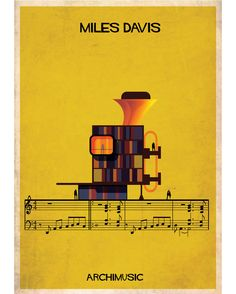 Archimusic: ilustraciones que transforman música en arquitectura http://play.bluefm.com.ar/2014/09/05/archimusic-ilustraciones-que-transforman-musica-en-arquitectura/