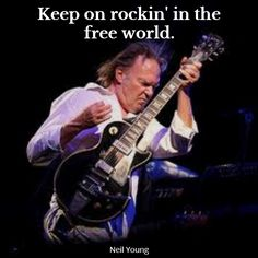 Keep on rockin' in the free world.. Neil Young http://www.badassbutton.com/keeponrockin-neilyoung