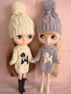 Cutie Dolls Neo Blythe OF