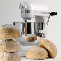 Questo Robot da Cucina è ideale per lavorare carichi pesanti di ...