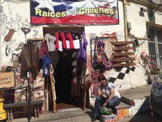Este fue un gran día en buena compañía y muchas risas en Valparaiso