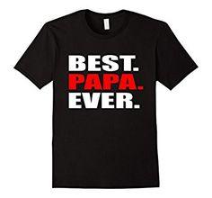 Amazon.com  Best Papa Ever T-shirt  Clothing Donut Shirt 2bd1d84b3
