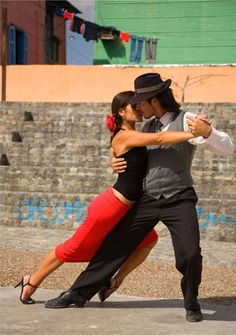 Tango... Got to still go and do this in Buenos Aires or just do it 2gether at home-dating can be fun