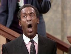 Nothing like a Cosby episode :) This also happens to be a pic from my favorite one!