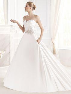 Brautkleider von Top-Marken   miss solution Bildergalerie - Eula by LA SPOSA