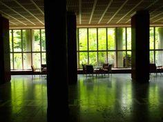 Rundfunk der DDR Foyer Windows