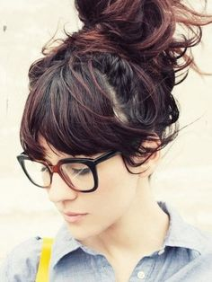 Back to School Hairstyles | Hairstyles 2015 New Haircuts and Hair Colors from special-hairstyles.com