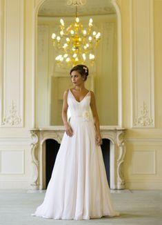 9e07799b1f2 Chiffon Gowns Archives - The Broke-Ass Bride  Bad-Ass Inspiration on a Broke -Ass Budget