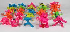 Monster in my Pocket - Space Aliens X 25 Mini Figures Space Aliens, My Pocket, Classic Toys, Mini