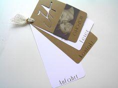 Es steht mal wieder eine wunderbare Hochzeit bevor, für die ich die Einladungskarten machen durfte. In Erdtönen sollten die Karten gestalt...