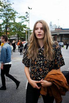 Tilda Lindstam Off Duty Street Style Inspiration
