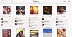 New web app Pingram unites Pinterest and Instagram: http://www.pingram.me