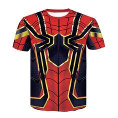 f9fdcd2e864e3 Spider-Man 2018 Avenger Men hoodies Fashion men Spiderman 3d print Hoodies  Streetwear Casual Cospaly Sweatshirt Plus Size 5XL