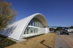 American Energy Partners LP's new fitness center is shown Oct. 2 in Oklahoma City. [Photo By Steve Gooch, The Oklahoman] SteelMaster Quonset Huts are great for athletic centers!