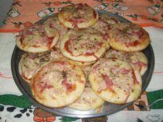Mini-Pizza (Fácil) | Cozinha Menina